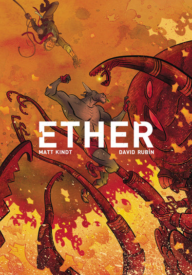 Ether: Copper Golems (2018) #03