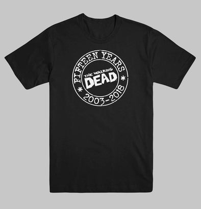 Walking Dead 15th Anniversary Unisex T-Shirt