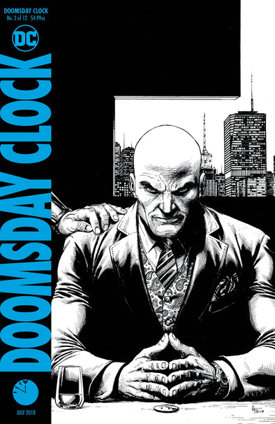 Doomsday Clock (2017) #02 (2nd Printing)