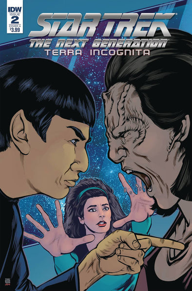 Star Trek TNG: Terra Incognita (2018) #02