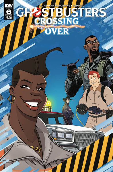 Ghostbusters: Crossing Over (2018) #06