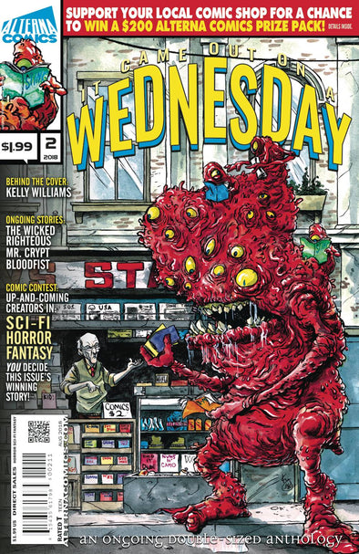 It Came on a Wednesday (2018) #02