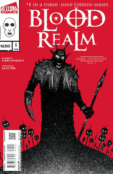 Blood Realm (2018) #01