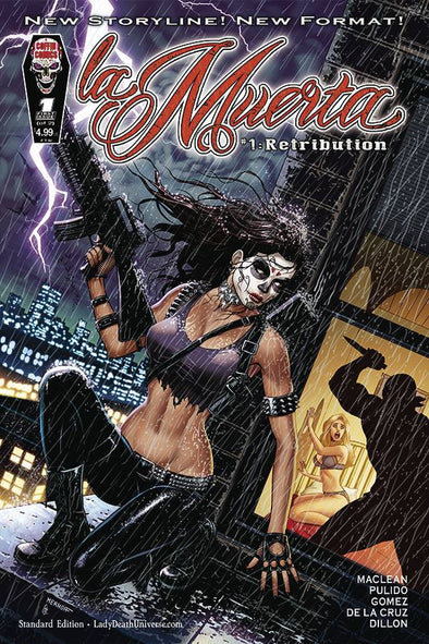 La Muerta Retribution (2018) #01