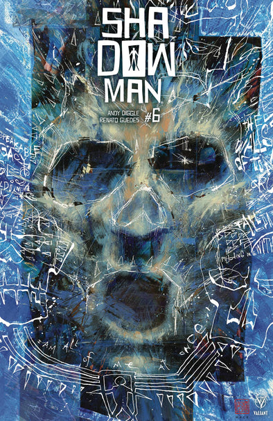 Shadowman (2018) #06 (Mack Variant Cover)