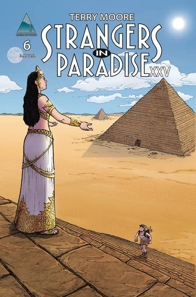 Strangers in Paradise XXV (2018) #06