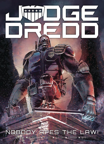 Judge Dredd: Nobody Apes the Law TP