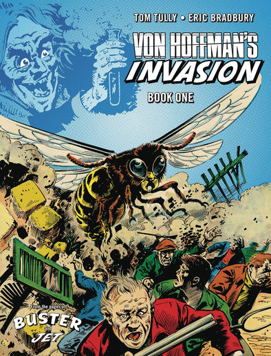 Von Hoffman's Invasion TP Vol. 01