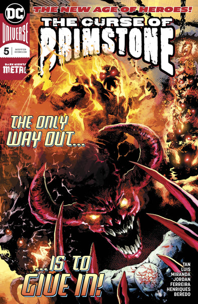 Curse of Brimstone (2018) #05