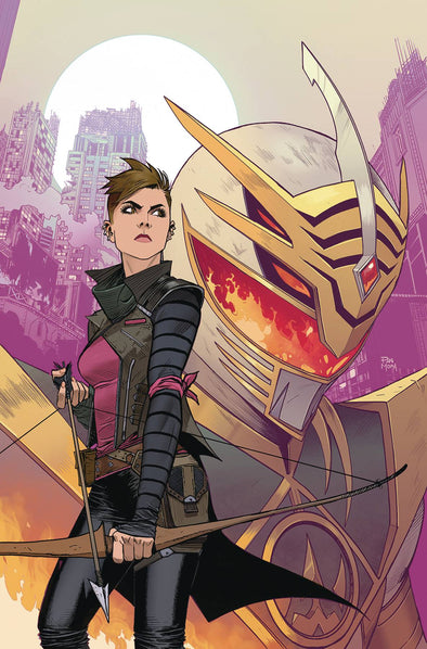 Go Go Power Rangers (2017) #12
