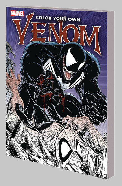 Colour Your Own Venom