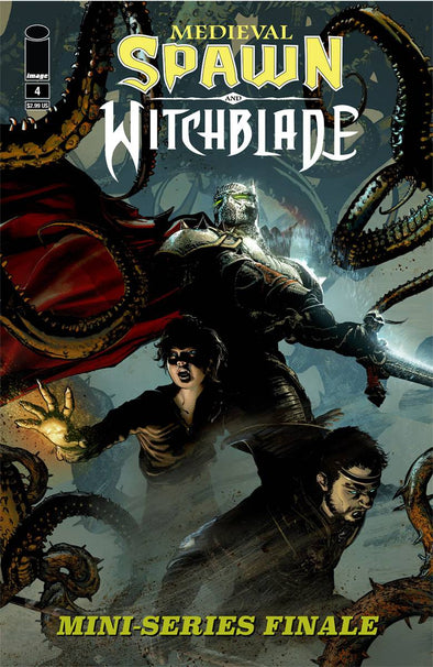 Medieval Spawn and Witchblade (2018) #04