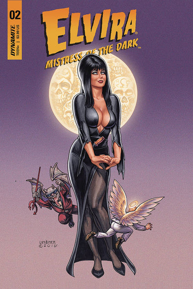 Elvira: Mistress of Dark (2018) #02