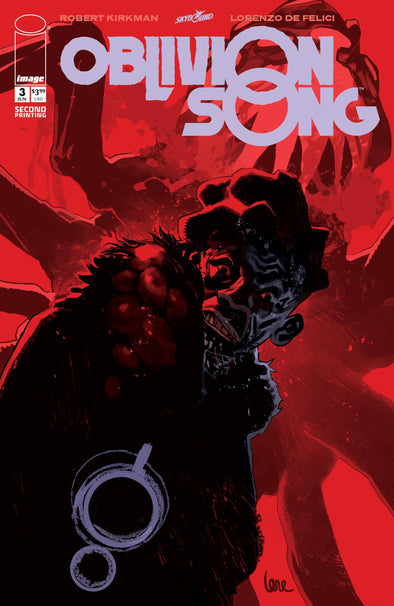Oblivion Song (2018) #03 (2nd Printing)