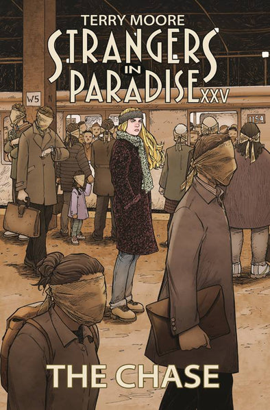 Strangers in Paradise XXV TP Vol. 01: The Chase