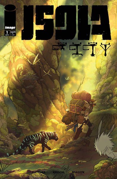 Isola (2018) #01 (3rd PRINTING)