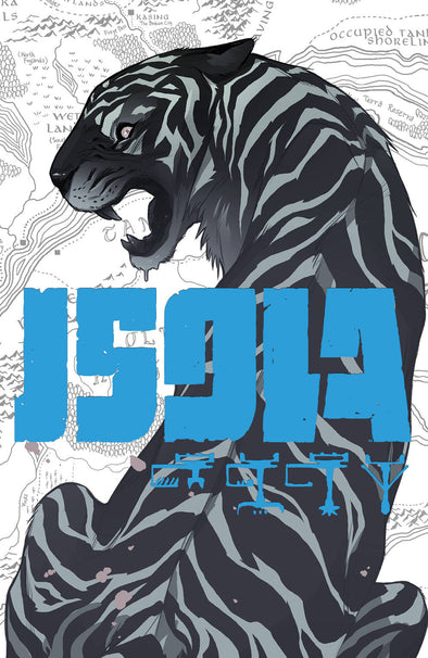 Isola (2018) #02 (2nd PRINTING)