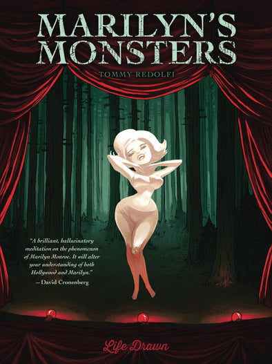 Marilyns Monsters HC