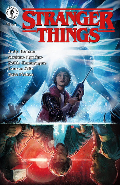 Stranger Things (2018) #01