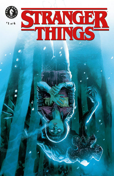 Stranger Things (2018) #01 (Rafael Albuquerque Variant)