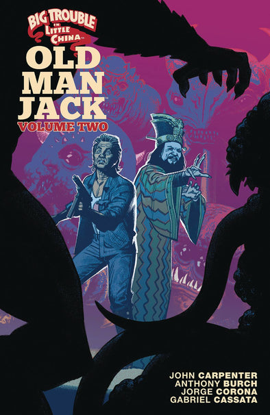 Big Trouble in Little China Old Man Jack TP Vol. 02