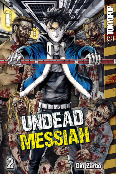 Undead Messiah TP Vol. 02