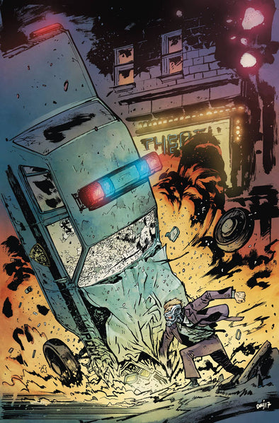 Terminator: Sector War (2018) #02 (Jeff Stokely Variant)