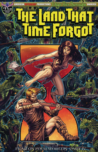 Land that Time Forgor Fear on Four Worlds (2020) #01