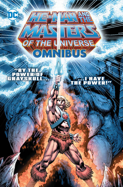 He-Man & The Masters of the Universe Omnibus HC