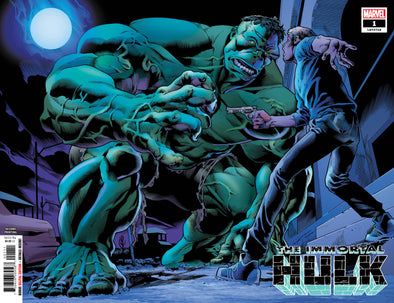 Immortal Hulk (2018) #01 (2nd Printing)