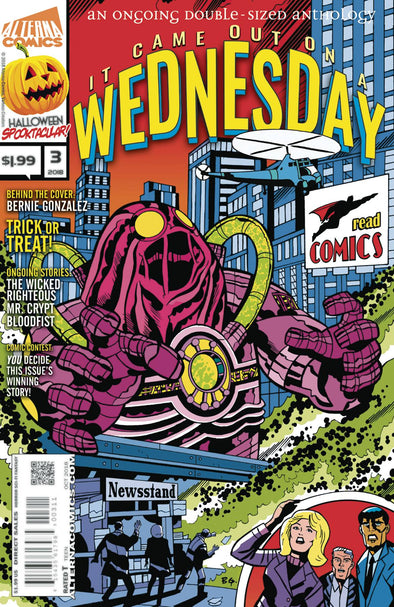 It Came on a Wednesday (2018) #03