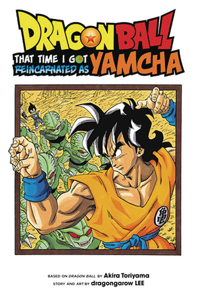Dragon Ball That Time I Got Reincarnated as Yamcha TP Vol. 01