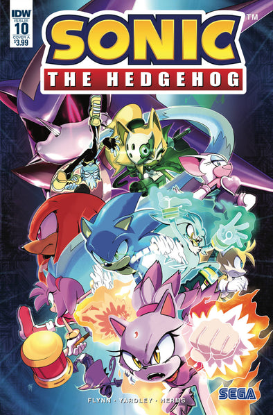 Sonic the Hedgehog (2018) #10