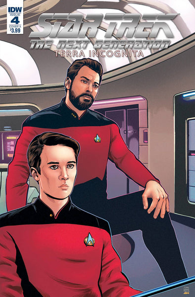 Star Trek TNG: Terra Incognita (2018) #04