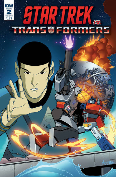 Star Trek vs Transformers (2018) #02