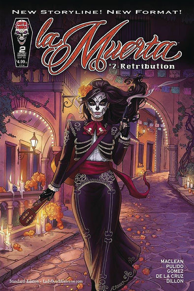 La Muerta Retribution (2018) #02