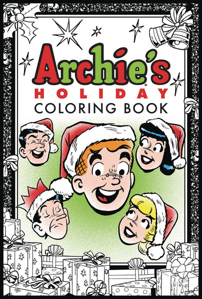 Archie Holiday Colouring Book TP