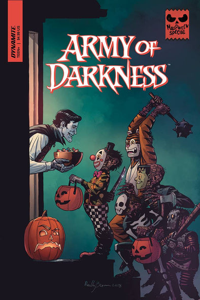 Army of Darkness Halloween Special (2018) #01