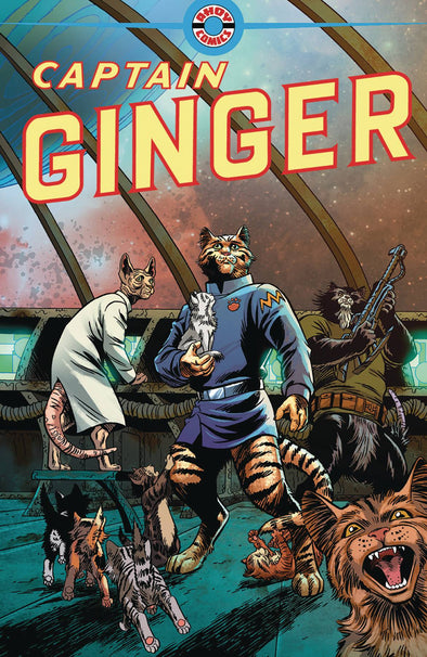 Captain Ginger (2018) #01