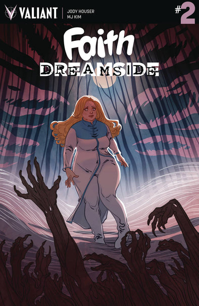 Faith: Dreamside (2018) #02