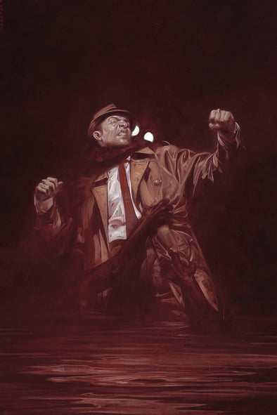Joe Golem Occult Detective: The Drowning City #02