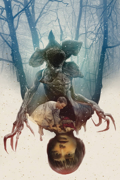 Stranger Things (2018) #02 (Greg Ruth Variant)