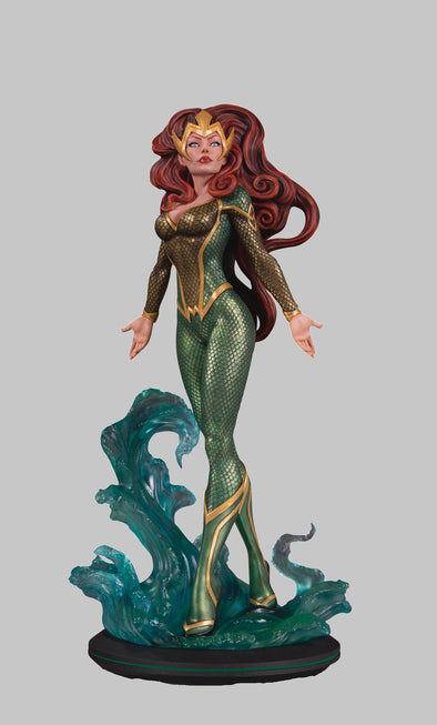 DC Cover Girls Mera Statue by Joelle Jones