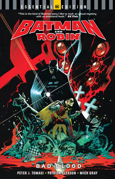 Batman & Robin: Bad Blood TP Essential Edition