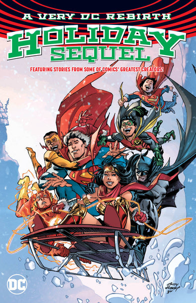 A Very DC Rebirth Holiday TP Sequel