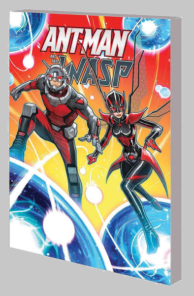 Ant-man & Wasp TP: Lost and Found