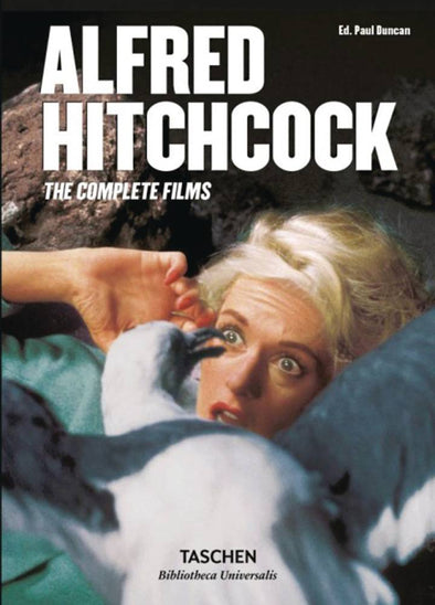 Alfred Hitchcock Bibliotheca HC
