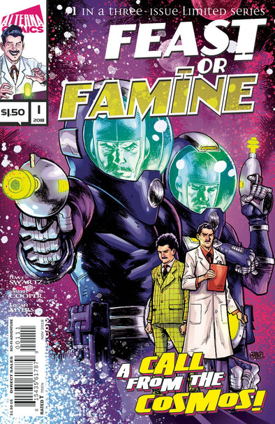 Feast or Famine (2018) #01
