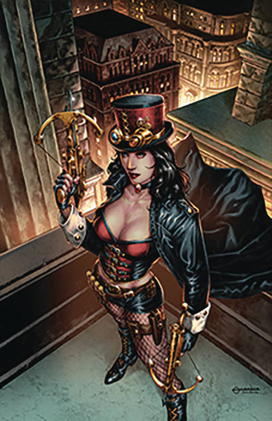 Van Helsing Sword of Heaven (2018) #01