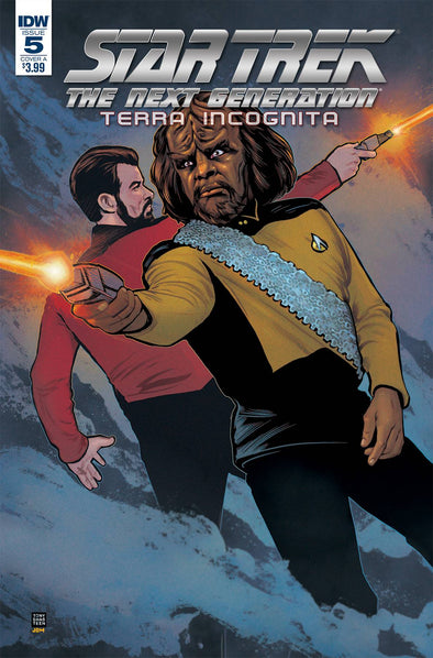 Star Trek TNG: Terra Incognita (2018) #05